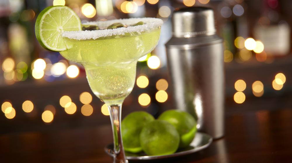 Receta para preparar Margaritas.