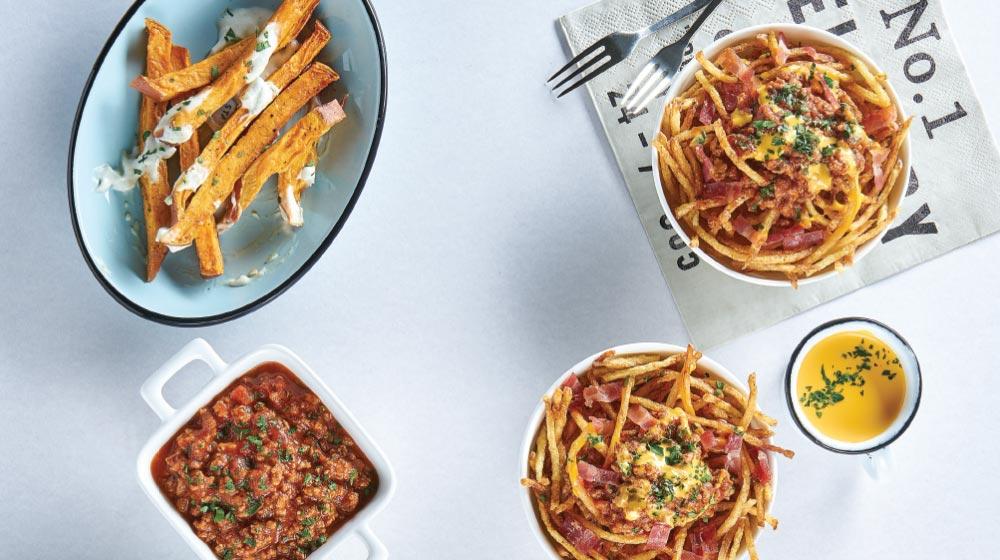 3 recetas deliciosas de papas a la francesa