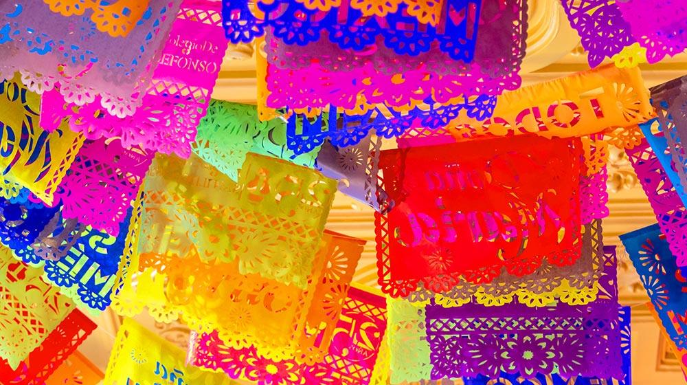colores del papel picado