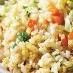 arroz chino frito