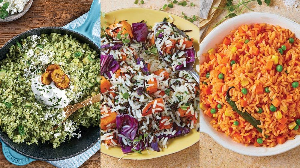 Recetas con arroz para toda la familia, ¡súper deliciosos!