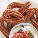 churros receta original