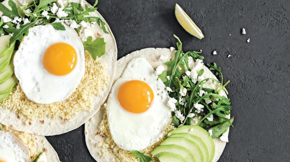 24 deliciosas recetas con huevo