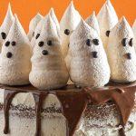 pastel de chocolate decorado