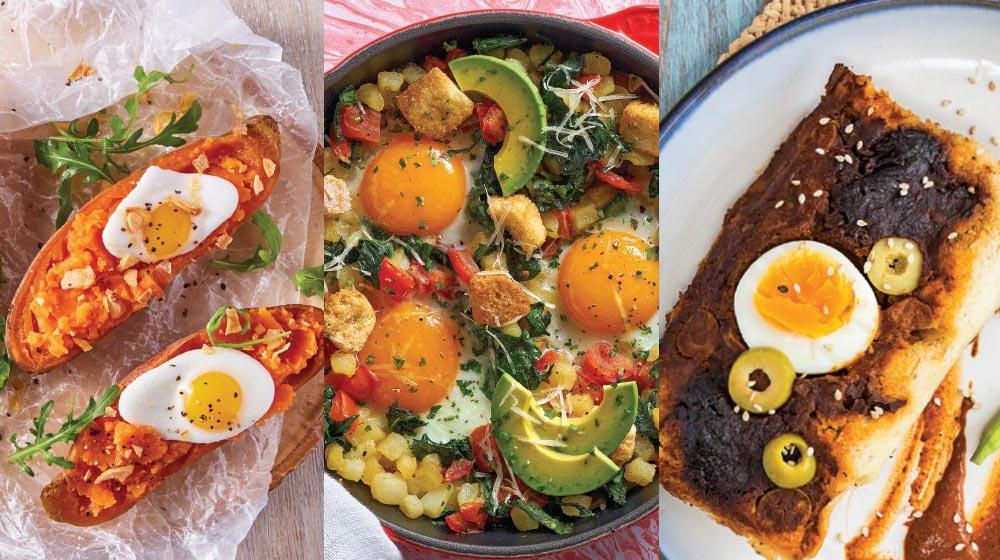 tiempo para cocinar un huevo