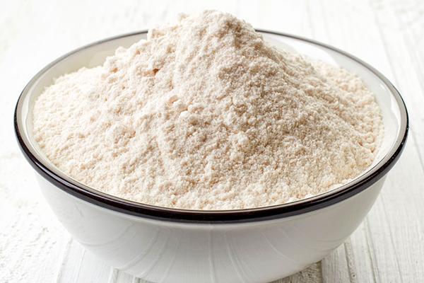 Medida taza de harina