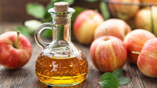 vinagre de manzana SALUDABLE PARA BAJAR DE PESO GASTRONOMIA RECETAS