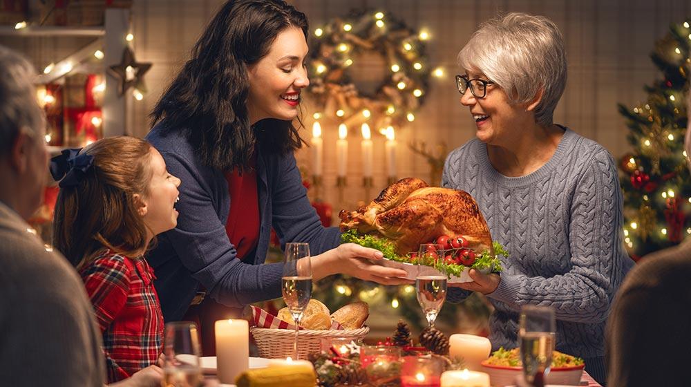 recetas de platillos para cena navideña
