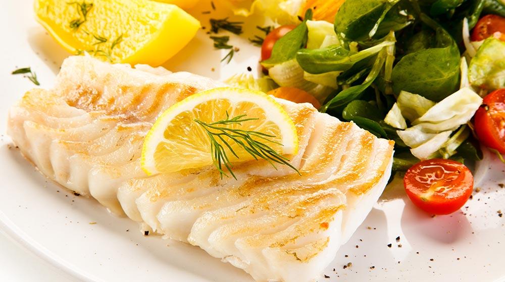 lomo de pescado al limón