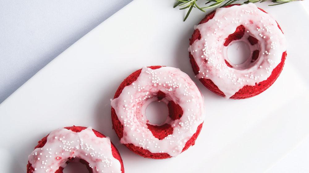 roscas de red velvet