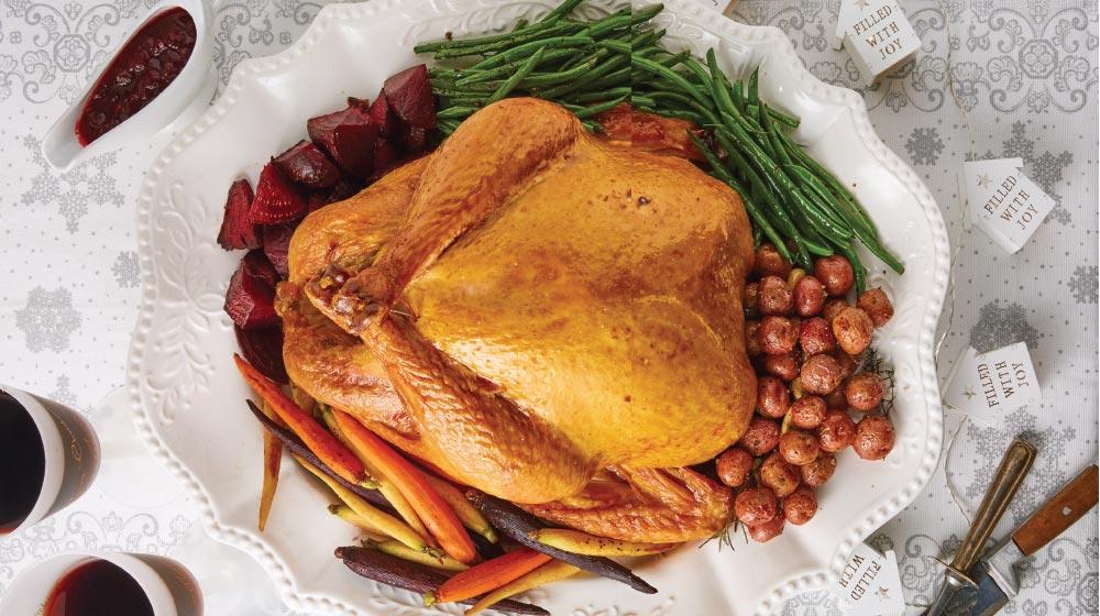 guia de como preparar pavo navideno o para dia de accion de gracias