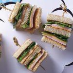 brochetas receta de sándwich