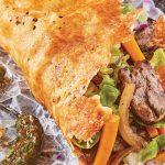 burritos receta arrachera