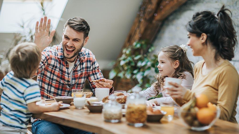 desayunos saludables fáciles de preparar