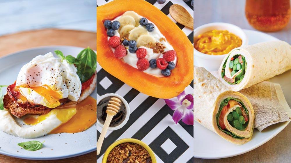 Desayunos Saludables Para Cada Día De La Semana Cocina Fácil
