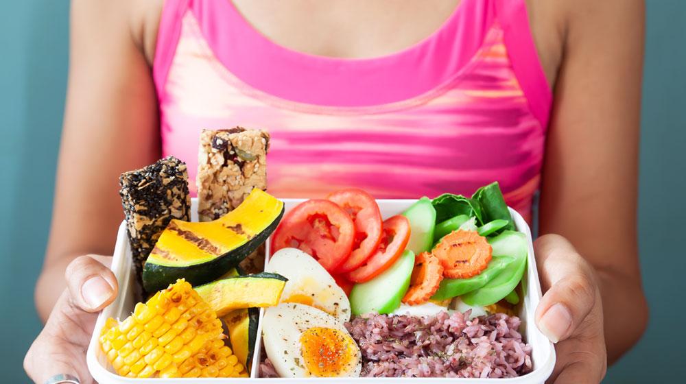 dieta deposrtista
