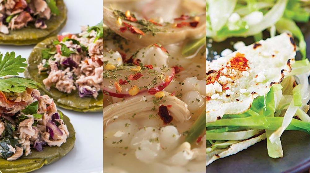 gastronomía mexicana light