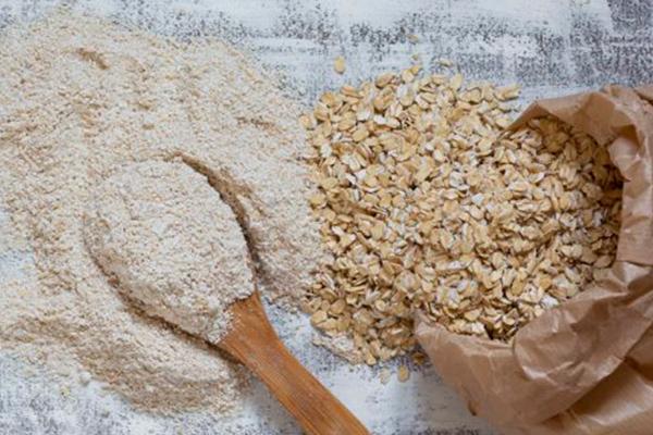 harina de avena