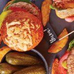 hamburguesas mini