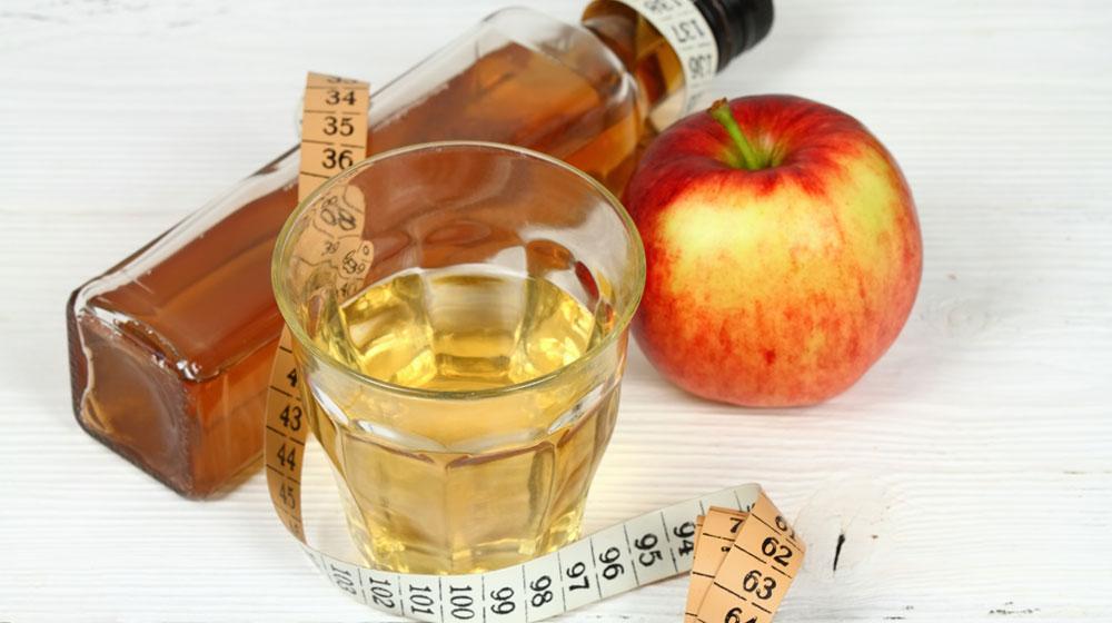 dieta de vinagre de manzana pérdida de peso