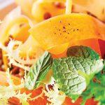 ensalada de zanahoria dulce