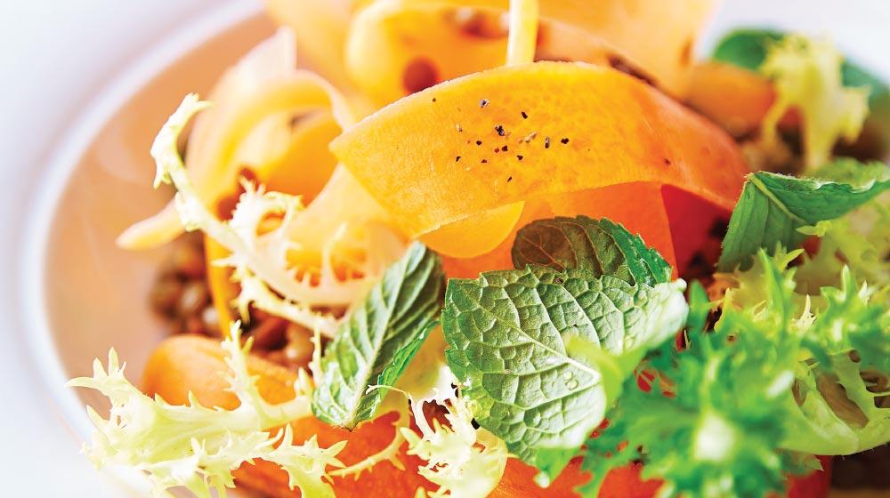 Ensalada De Zanahoria Dulce Con Menta Y Vinagreta De Mandarina Cocina Facil Las recetas de ensaladas de zanahoria bajas calorías son ideales cuando queremos bajar esos kilitos de más y lucir delgados, sin pasar hambre. ensalada de zanahoria dulce con menta y vinagreta de mandarina