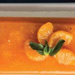receta con mandarina