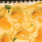 postre de mandarina