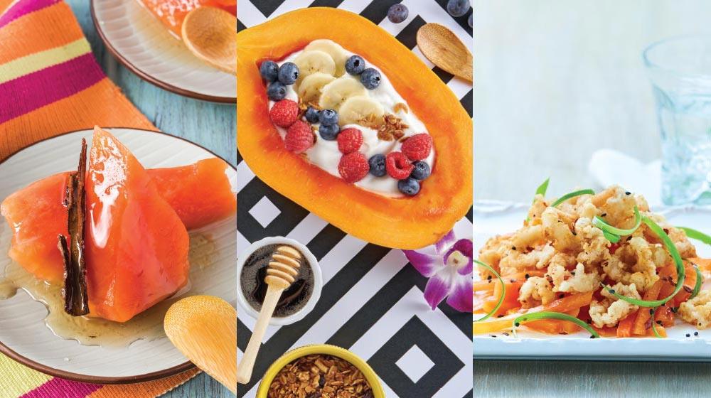 Disfruta De La Papaya Con Estas 8 Deliciosas Recetas Cocina Fácil