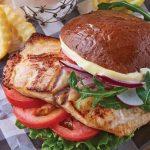 recetas con filete de pescado fáciles: hamburguesa
