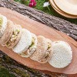 sándwich de atún con chile serrano