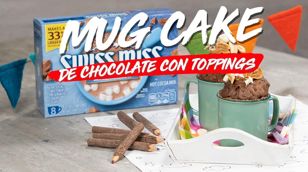 Mug cake Swiss Miss