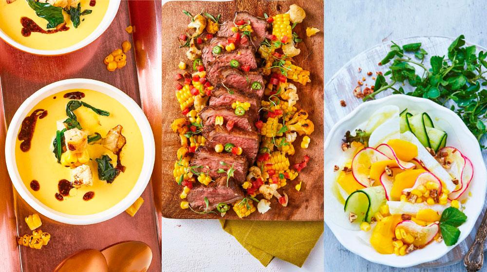 22 recetas con elotes que te encantará probar