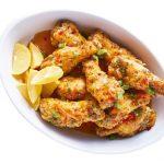 pollo frito receta