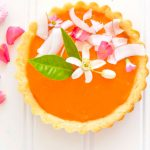 Receta de tarta de toronja muy fácil de preparar