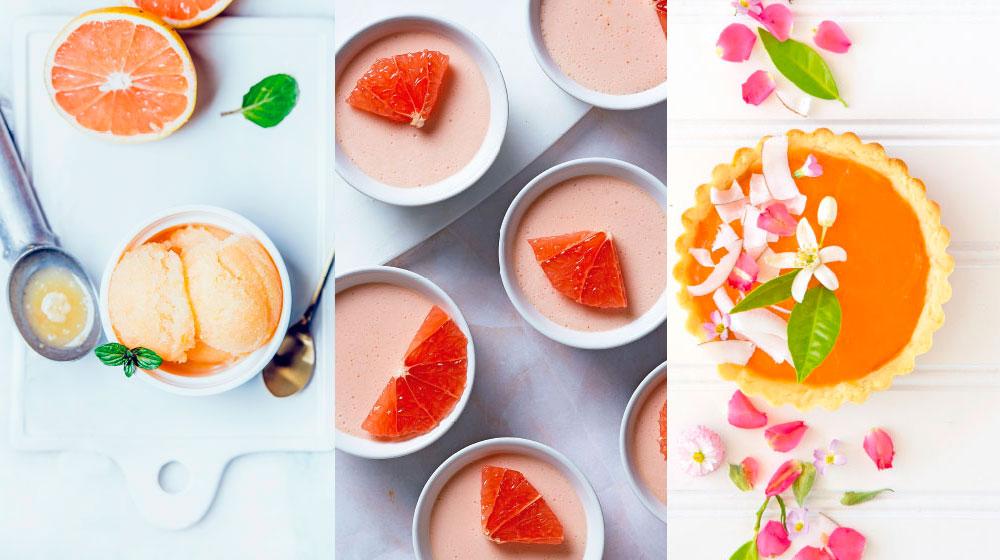 Recetas con toronja deliciosas y frescas