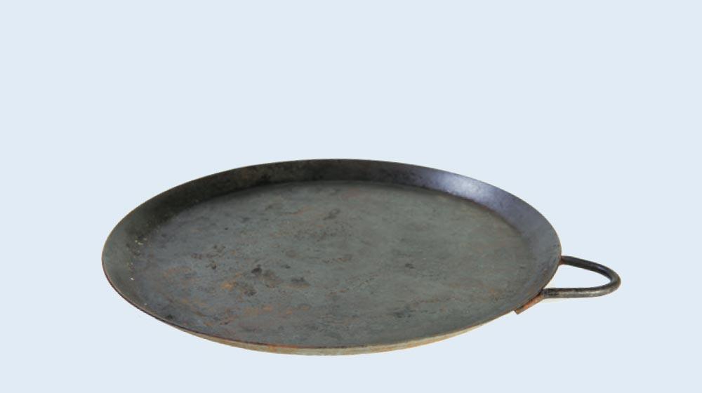 comal de hierro