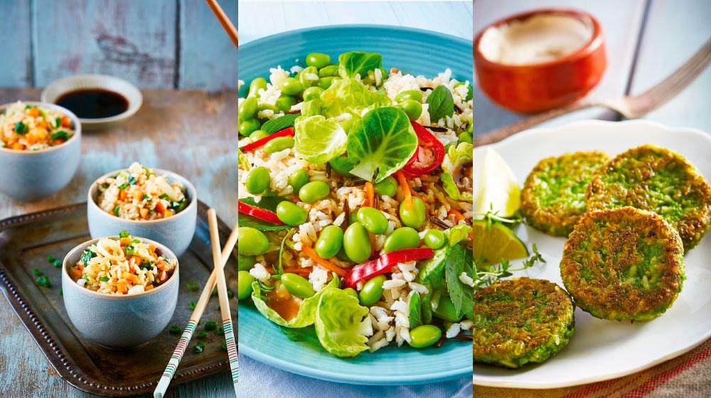 7 recetas de arroz integral con mucho sabor