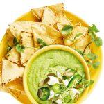 Dip de jalapeño con pepitas: receta