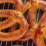 Receta de pretzel clásico