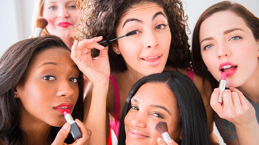 Mucho ojo con los productos de belleza que compartes