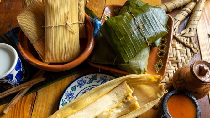 tipos de tamales mexicanos