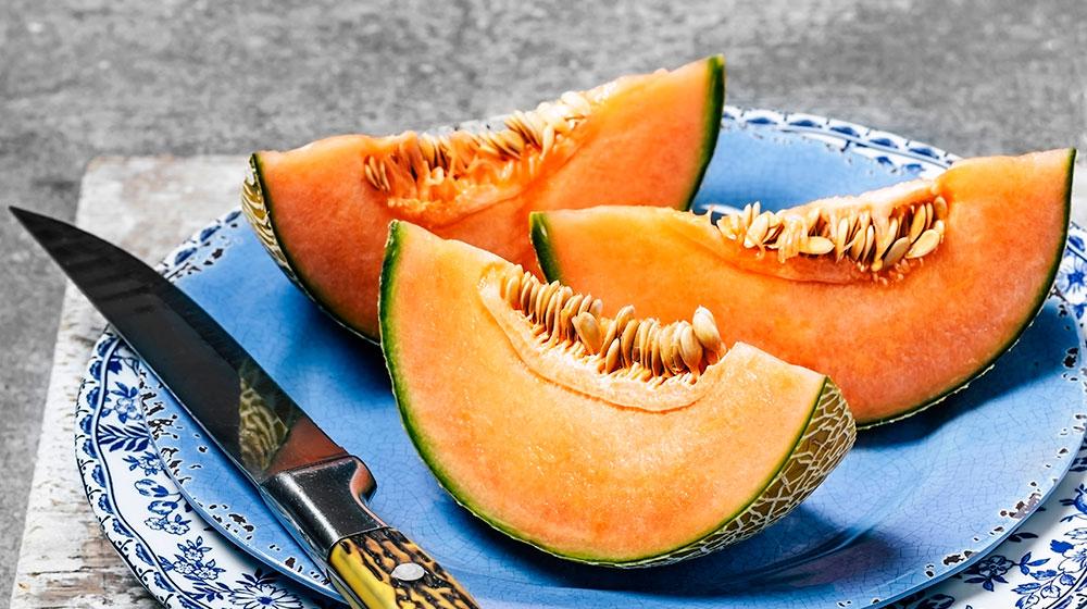 Beneficios del melón y recetas
