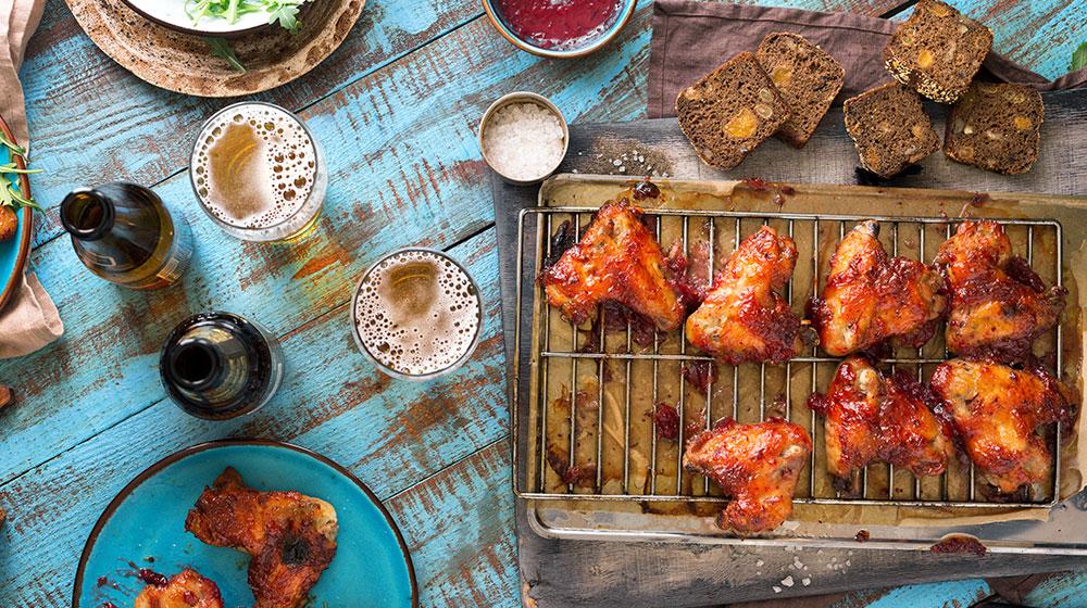 Como hacer alitas de pollo realmente deliciosas
