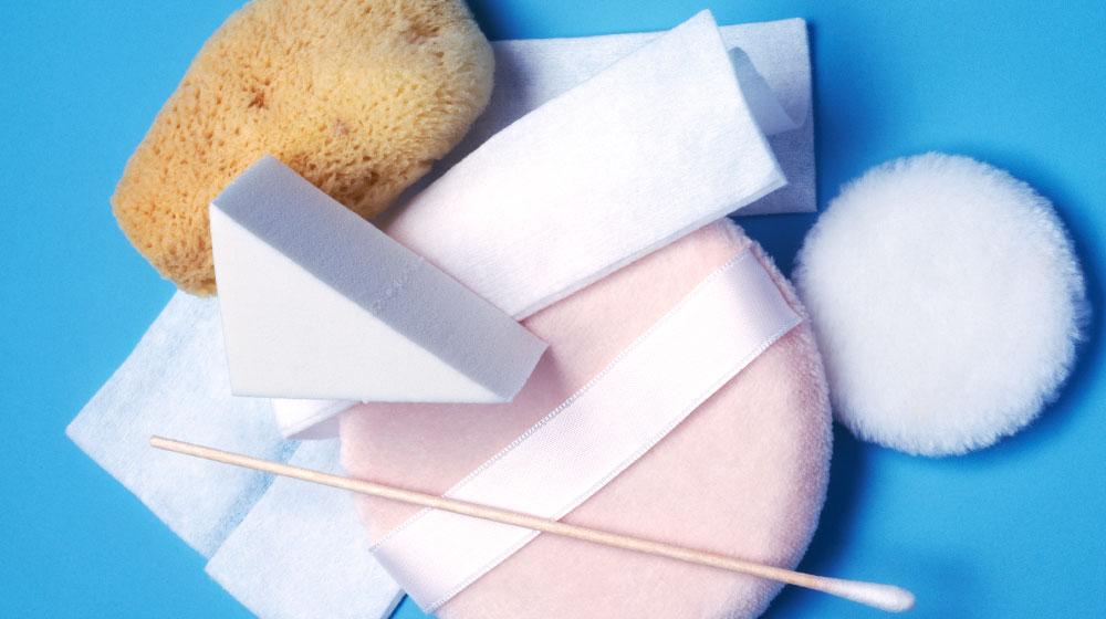 Cómo limpiar esponjas de maquillaje