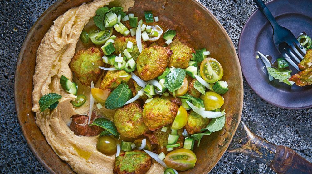 Falafel que es y una deliciosa receta para disfrutarlo
