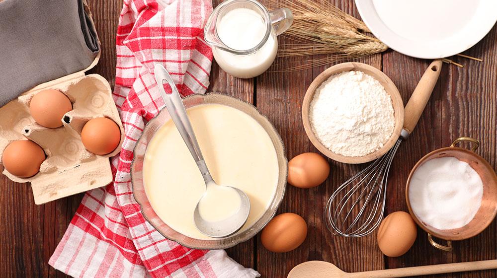 ¿De qué está hecha la harina para hot cakes?