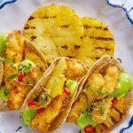 camarones empanizados receta en tacos