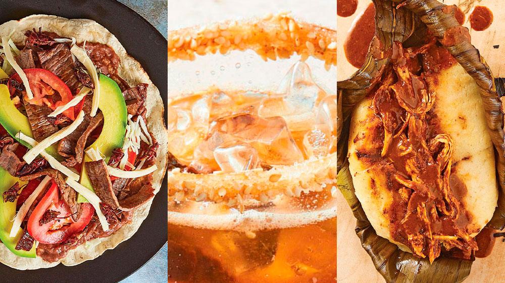 7 recetas de comida oaxaqueña