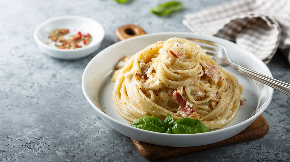 Espagueti blanco: receta fácil y rápida